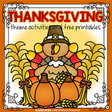downloadable thanksgiving pictures thanksgiving theme activities and printables for preschool