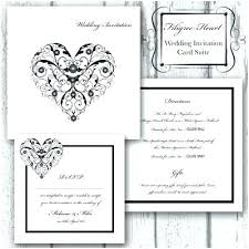 Directions Template Wedding Invitation Directions Card Beauceplus