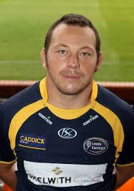 Steve Thompson Dons A Leeds Jersey For The First Time Rugby Union