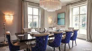 Dining Room Remodel Ideas Hd Decorate Blue Chair Combination With White  Cool Interior Design Amazing Decoration Apartment