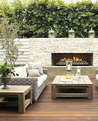 outside fireplace plans free diy outdoor