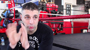 """PHILOSOPHY OF A BOXING TRAINER: WITH """"ONE MAN RIOT"""" ALEX MATVIENKO ..."""