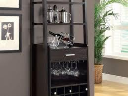 bar and wine rack
