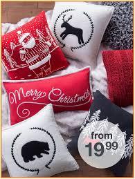 Target Christmas Throw Pillows