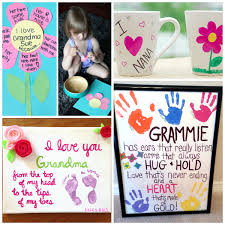 mothers day gifts for grandma from kids