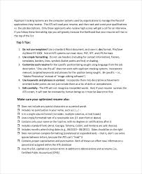 Parse Resume - 4+ Free Word, Pdf Documents Download | Free within Parse  Resume