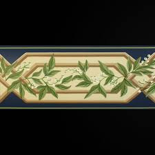 zoffany vienna jade wallpaper art deco