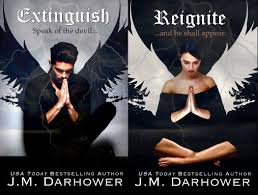 Book Review Extinguish Series By J M Darhower 5 Stars We So