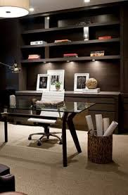 masculine home office. 33 Chic Masculine Home Office Furniture Ideas - DigsDigs