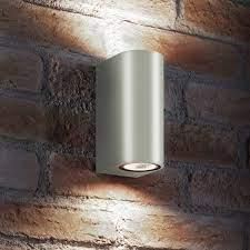 outdoor wall lights up down lights