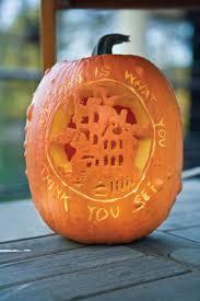 Halloween Pumpkin Patterns Interesting Design
