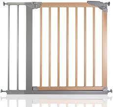 Babydan Designer Wood And Metal Gate Babydan Designer True Pressure Fit Baby Safety Stair Gate All Widths 69 1cm 75 8cm
