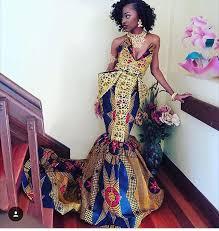 African Pattern Dress