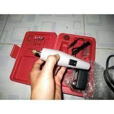 TP] Máy khoan mini khoan gỗ nhựa mỏng, làm đồ chơi, lồng chim, chế đồ,mạch  điện tử mạch in mô hình chính hãng 190,008đ