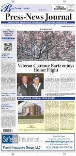 PNJ04182013pages by Lewis County Press - issuu