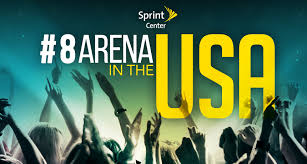 Sprint Center Earns Eighth Spot Among U S Arenas Sprint
