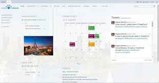 Sharepoint Portal Design Best Practices Sharepoint Intranet Home Page 8 Best Practices European