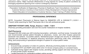 Pharmacy Technician Resume Sample Chic Sample Process Technology Resume In Healthcare Samples Of 66