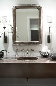 united states park mirrored dresser powder room traditional with undermount sink bathroom vanities tops metal