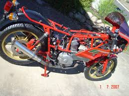 1982 pantah 600 she s in bits club bevel heaven image