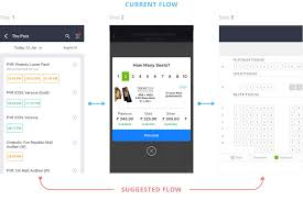 Bms Interactive Seating Chart Bookmyshow Ux Case Study Prototypr