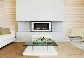 do ethanol fireplaces produce heat