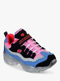 Skechers Ice Lights Skechers Childrens S Lights Ice Dlites Snow Spark Light Up