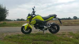 The Honda Grom Msx125 Small Bike Massive Personality Bhp Bikes