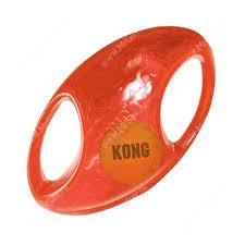 Мяч регби <b>Kong Jumbler</b>, красный - Интернет-зоомагазин ...