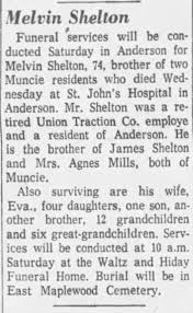 Shelton, Melvin - Newspapers.com