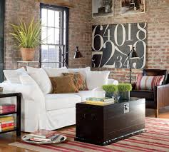 Pottery Barn For Living Room Splurge Vs Steal Pottery Barn Restoration Hardware And More