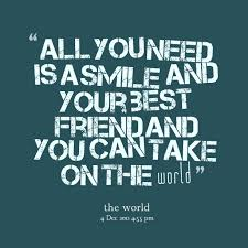 Quotes About Smile And Friendship Magnificent Quotes About Smile And Friendship Ryancowan Quotes
