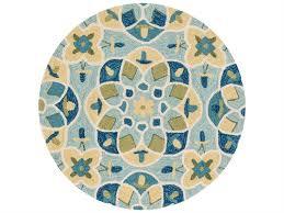 loloi rugs francesca fc 55 3 0 round turquoise sea area rug fracfc 55tqsu rou