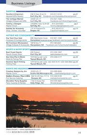 Seaview Pier Tide Chart Cape Fear Resource Guide
