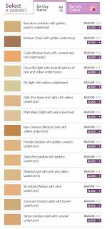 Nars Sheer Glow Color Chart Nars Sheer Matte Foundation Color Chart Best Picture Of