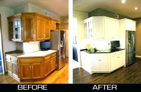bathroom cabinet refacing before and after. Refacing Bathroom Cabinets Cabinet Before And After Great .