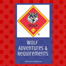 Cub Scout Wolf Rank Requirements Cub Scout Ideas