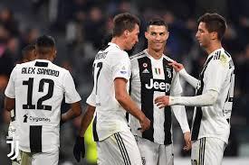 Juventus - Spal Serie A 2018/2019