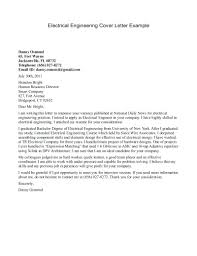 Cover Letter Examples Engineering Internship Bitwrk Co