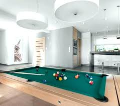 modern pool tables canada contemporary table lights light bistro home p