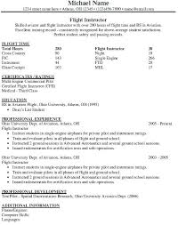 Sample Airline Pilot Resume Unusual Helicopter Pilot Resume Examples Gallery Resume Ideas 65
