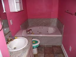 blue and pink bathroom designs. Fabulous Pink Bathroom Decorating Ideas With Small Sets And Blue Tile Designs
