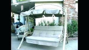 patio swing replacement parts mainstays patio swing outdoor patio swings with canopy mainstays patio swing cushions