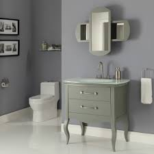 Art Deco Bathroom Cabinets Decolav Gabrielle 37 Bathroom Vanity Suite Is Available In Clean