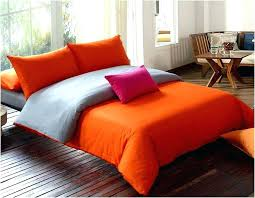 grey and orange bedding grey and orange bedding designs black grey orange bedding