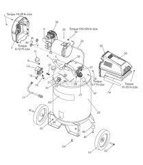 Sears craftsman 919 167312 air pressor parts exceptional diagram