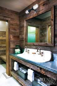 rustic bathroom ideas pinterest.  Rustic 2015 Home Of The Year The Legacy House Rustic Cabin BathroomCabin  On Bathroom Ideas Pinterest I