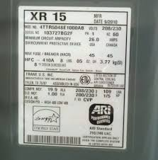 Ac Compressor Amperage Chart Inspectionnews Home Inspection
