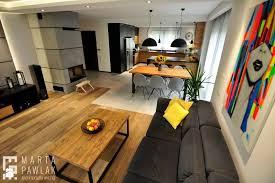 salon styl industrialny zdjęcie od marta pawlak architektura wnĘtrz salon styl industrialny