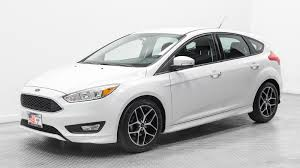 2015 ford focus black. certified preowned 2015 ford focus se black
